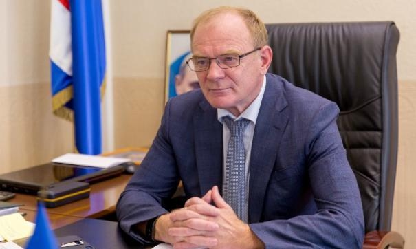 Мэр Артема подал в отставку сразу после разговора с губернатором