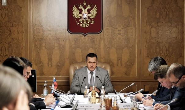 Юрий Трутнев уделяет большое внимание освоению субсидий - и не просто так