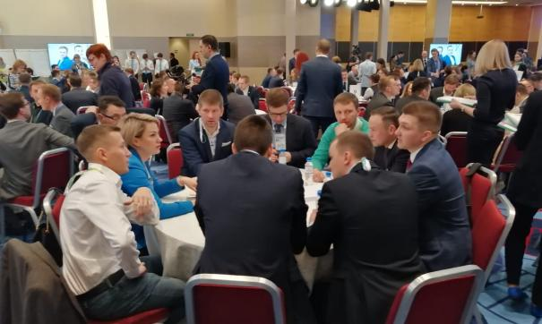 В Санкт-Петербурге 8-9 февраля проходит полуфинал президентского конкурса «Россия – страна возможностей»