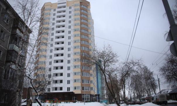 Сегодня квартиры проверил замминистра строительства региона Максим Махнутин.