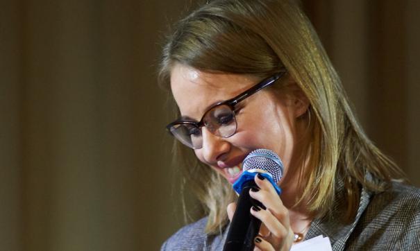 Иван Ургант пригласил на свое вечернее шоу Ксению Собчак