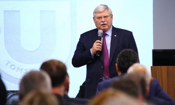 Томский губернатор Сергей Жвачкин раскритиковал нефтегазовые компании за небрежность в защите от террористов