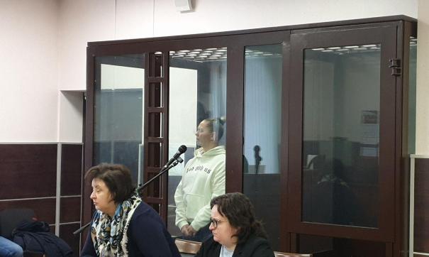 Татьяну Глазунова арестовали на один месяц и пять суток