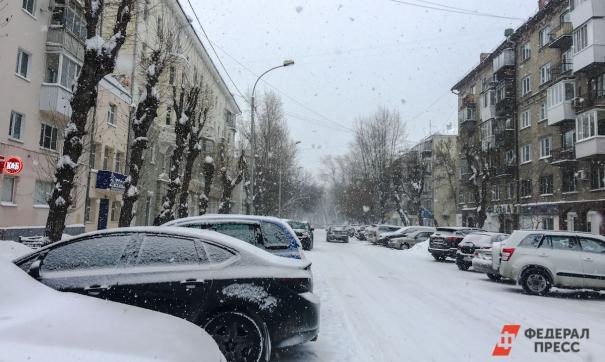 Весна придет в Кузбасса на один день