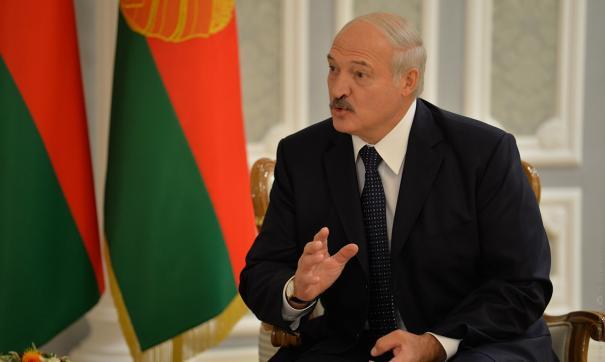 Алекасандр Лукашенко