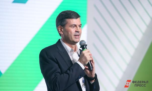 Комиссаров выступил на открытии полуфинала конкурса