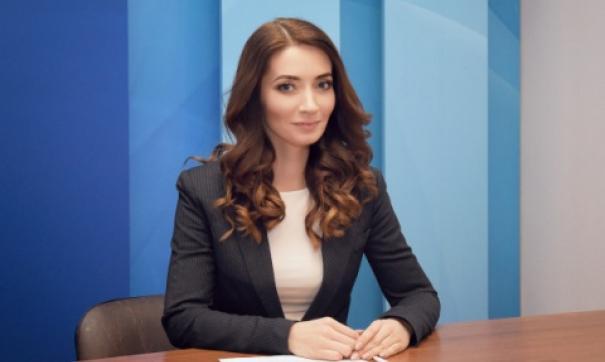 Депутат сменила на этом посту Валерия Фалькова