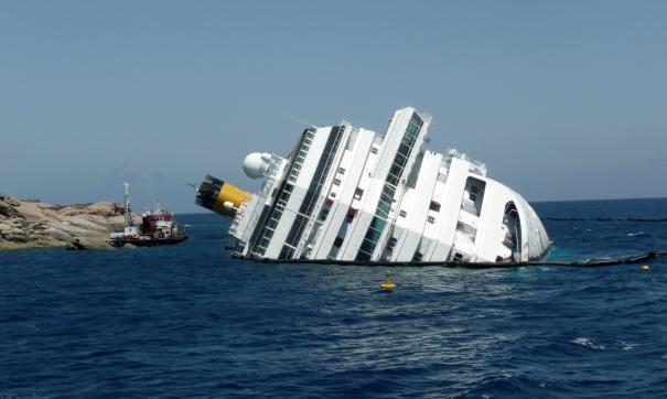 Корабль свободы сайентологов уверенно идет ко дну