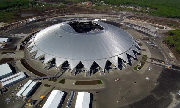 Развитие территории около стадиона даст импульс росту экономики города