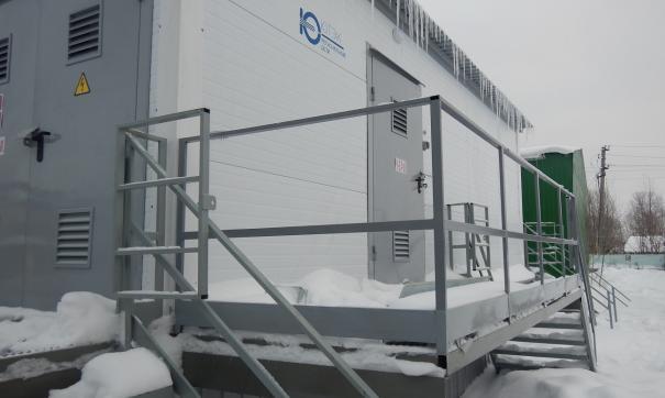 «ЮТЭК-Региональные сети» реконструировала старейший энергообъект Лангепаса
