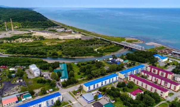 Сахалинская область полностью расположена на островах