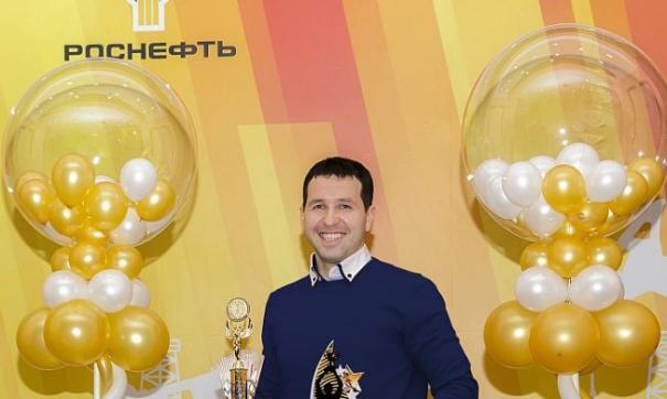 В «РН-Юганскнефтегазе» наградили лучших спортсменов