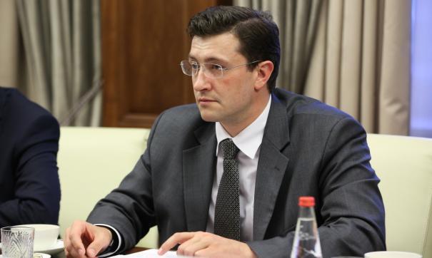 Глеб Никитин пригрозил подрядчикам расторжением госконтракта за плохую уборку дорог