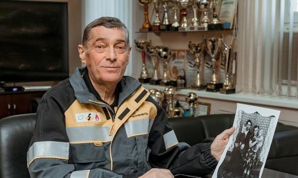 Начальник ЦДНГ № 2 рассказал о том, как строился Нефтеюганск