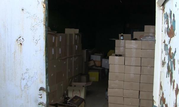 В Екатеринбурге изъяли свыше 4,5 тысячи литров поддельного алкоголя
