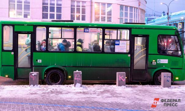Отдельные полосы для общественного транспорта могут появиться в Екатеринбурге