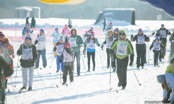 Из-за коронавируса в Екатеринбурге перенесли «Лыжню России»