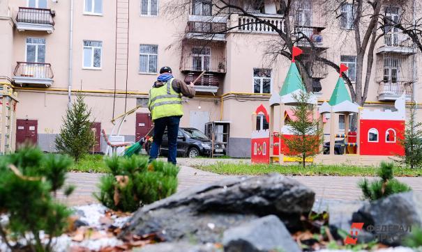Почти 250 миллионов направят власти Екатеринбурга на благоустройство дворов