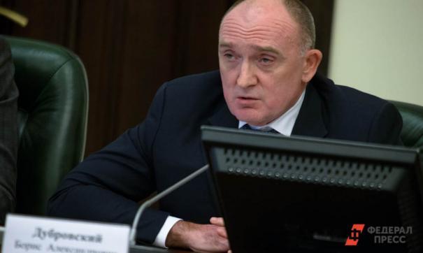 Борис Дубровский до губернаторства был владельцем компании «Синай»
