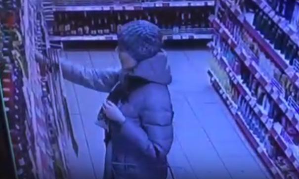 Женщина могла совершить кражи в соседних южноуральских городах