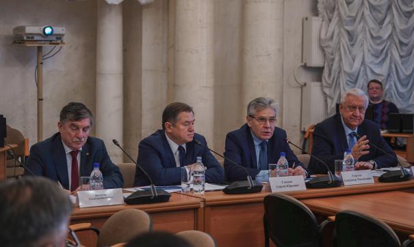 Председатель Коллегии ЕЭК Михаил Мясникович заявил о необходимости системного сотрудничества ЕЭК и РАН.