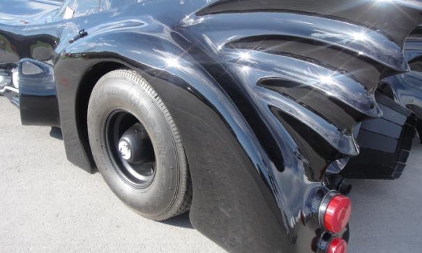 Владелец самодельного «бэтмобиля» рассказал о судьбе транспортного средства