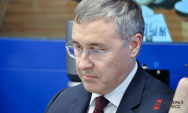 Фальков провел первую пресс-конференцию