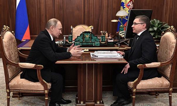 Якушев доложил президенту о выполнении программы переселения из ветхого жилья