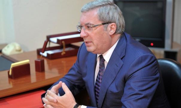 Экс-губернатор обсуждает возможность представлять на выборах партию «Родина»