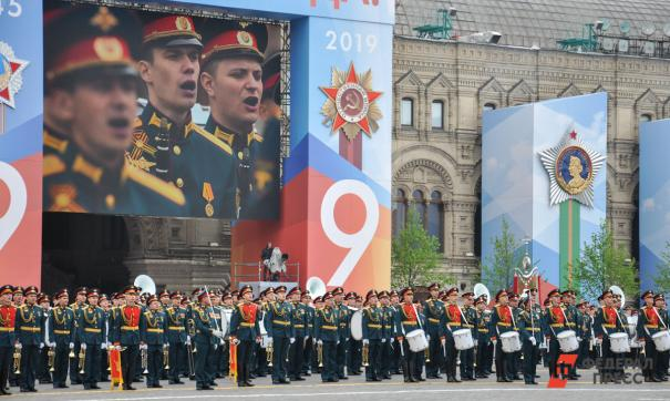 Парад Победы в этом году будет идти полтора часа