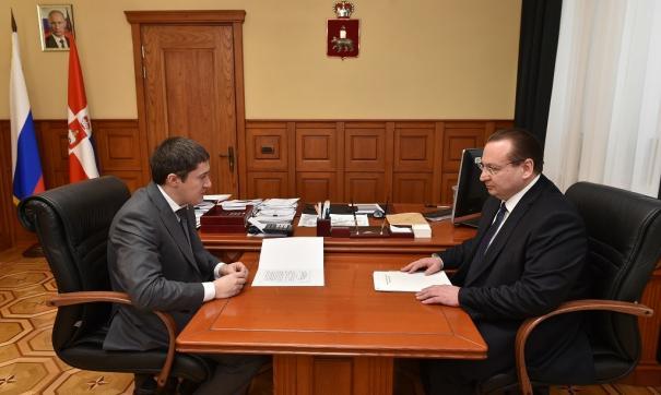 В Пермском крае появится Координационный совет по реализации нацпроектов