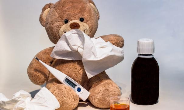 В Омске эпидемиологический порог превышен на 29,9 %