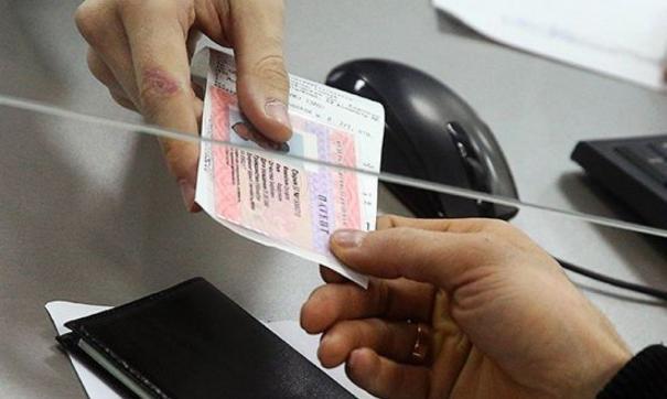 Запрет по выдаче виз будет действовать до особого указания