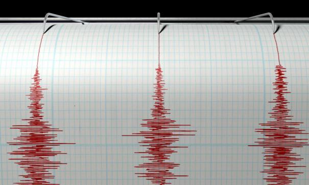 Интенсивность сотрясений в эпицентре составила 2,5 балла по шкале MSK-64