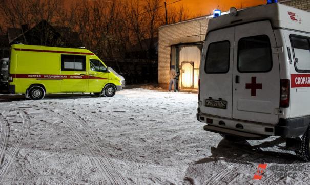 Трое детей обратились за помощью к медикам