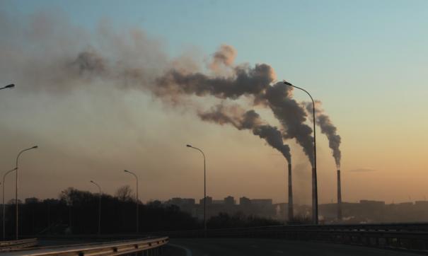 Уровень загрязнения в округах оценен как низкий