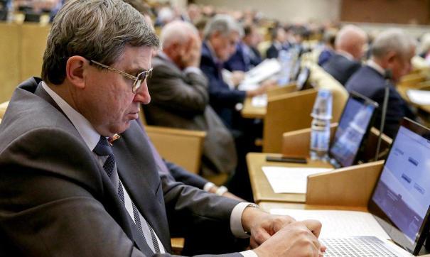 Олегу Смолину и другим омским депутатам Госдумы предложено заняться каждому своим направлением в рамках нацпроектов