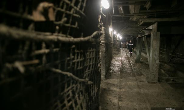 За девять лет число аварий в шахтах снизилось на 40 %