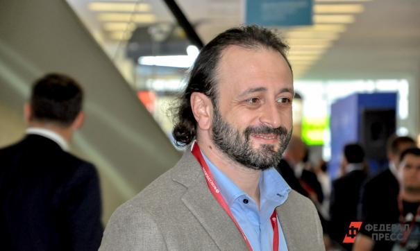 В марте прошлого года Илья Авербух был автором церемонии открытия зимней Универсиады в Красноярске