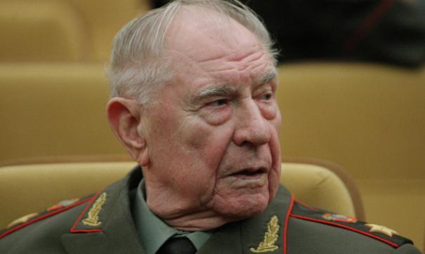 Дмитрий Язов стал последним в истории маршалом Советского Союза