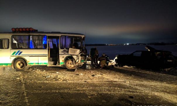 В момент происшествия автобус следовал без пассажиров