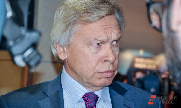 Пушков прокомментировал санкциионную политику ЕС