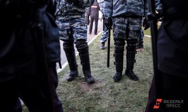 В Казахстане произошли стычки