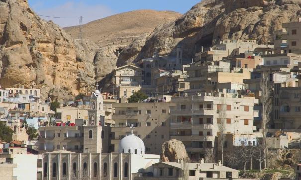 Бывший район элитного жилья восстанавливают в Алеппо