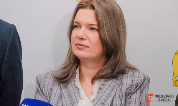 Екатерина Куземка возмущена предложением спикера