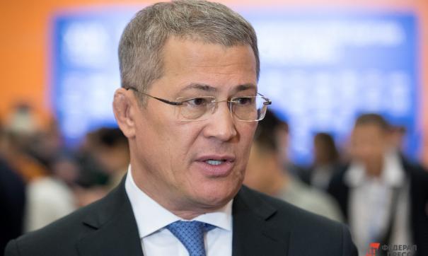 На то, что блогер Гузель Шарафутдинова нарушила особый режим, обратил внимание глава Башкирии Радий Хабиров