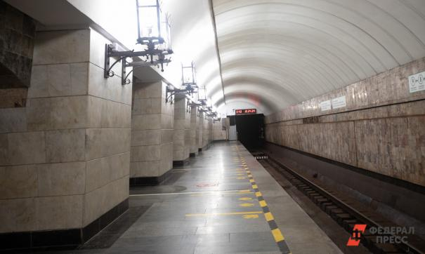 Из-за карантина в петербургской подземке резко сократилось число пассажиров