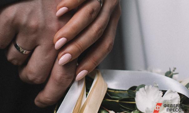 Регистрировать браки смогут без большого количества гостей