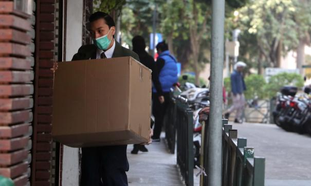 Сотрудник ВТО заболел коронавирусом