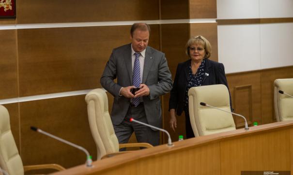 Депутаты свердловского Заксобрания не отменят заседание из-за коронавируса